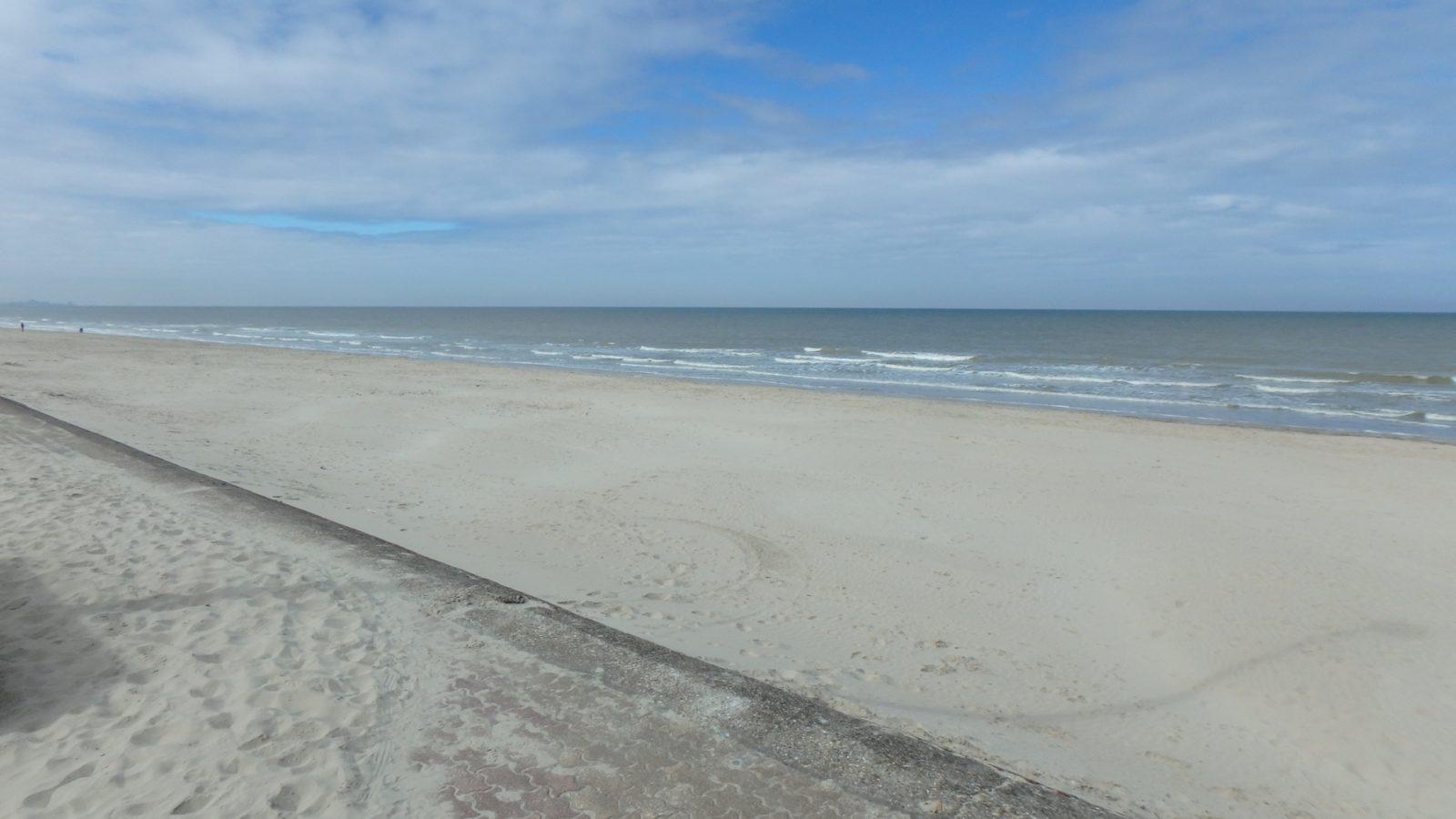 Plage de Bray dunes